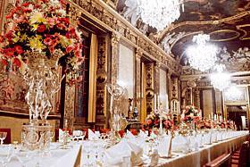 یک شام اشرافی
